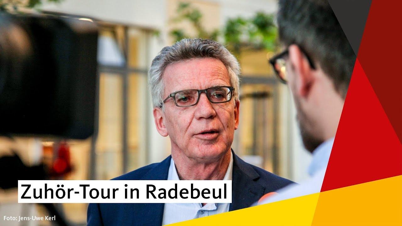 Die CDU ist auf dem Weg zu einem neuen Grundsatzprogramm ...