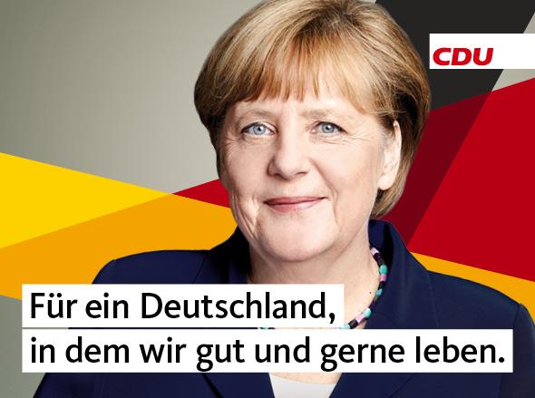 Für ein Deutschland in dem wir gut und gerne leben