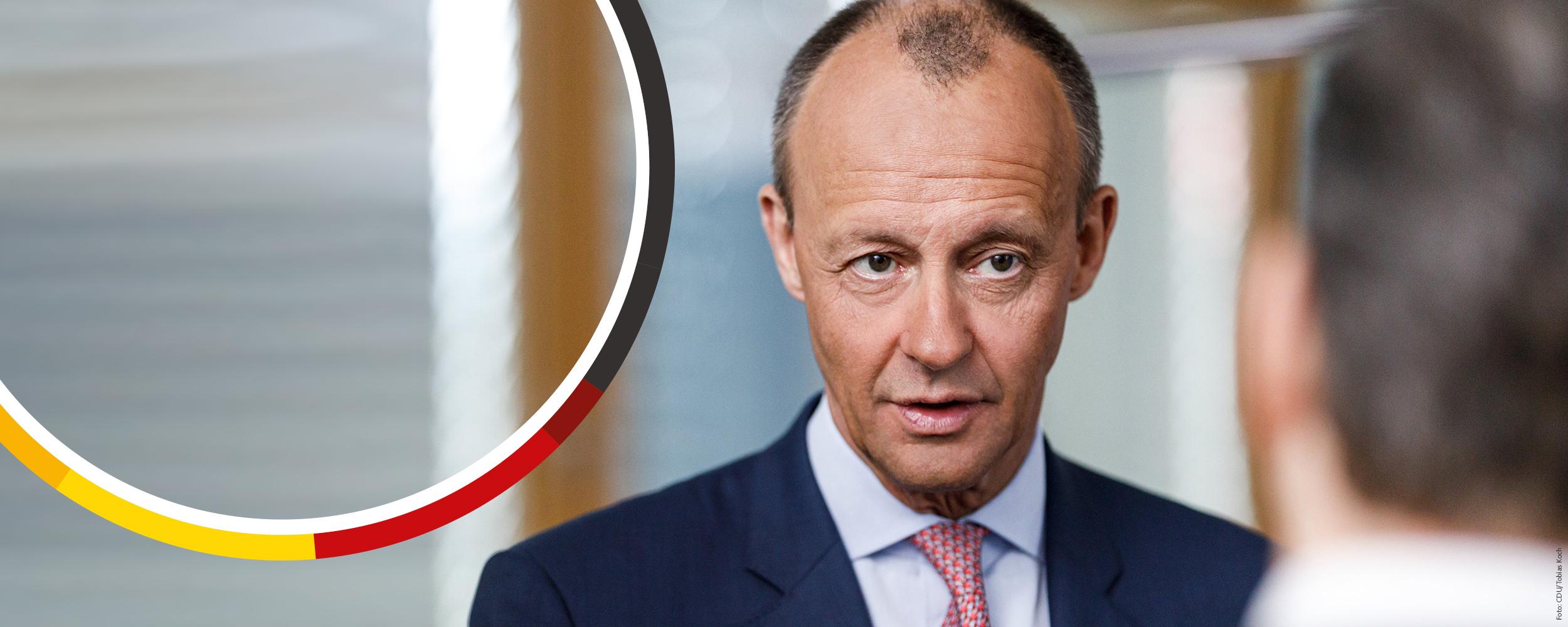 #CDUVorsitz:|Kandidat Friedrich Merz