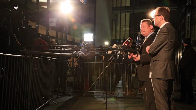 Statement von Hermann Gröhe nach Abschluss der Koalitionsverhandlungen