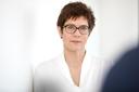 Pressefoto der CDU-Generalsekretärin Annegret Kramp-Karrenbauer, © Foto: CDU / Laurence Chaperon
