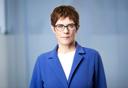 Pressefoto der CDU-Vorsitzenden Annegret Kramp-Karrenbauer , © Foto: CDU / Laurence Chaperon