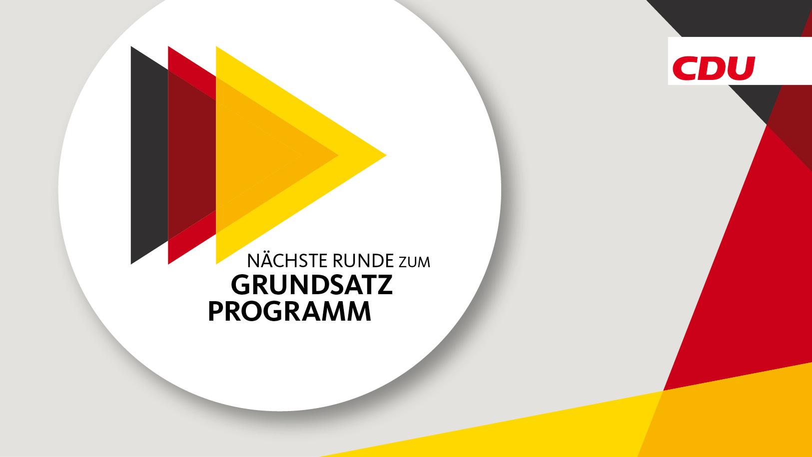 Nächste Runde im Grundsatzprogramm-Prozess