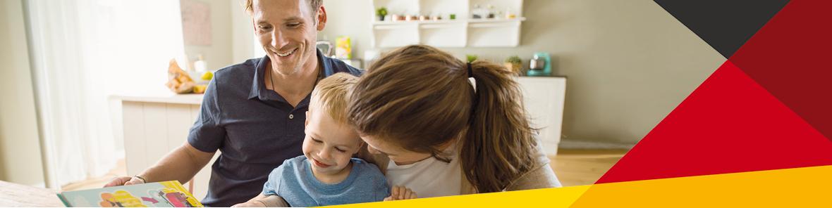 Gute Gründe, CDU zu wählen: Familien stärken.