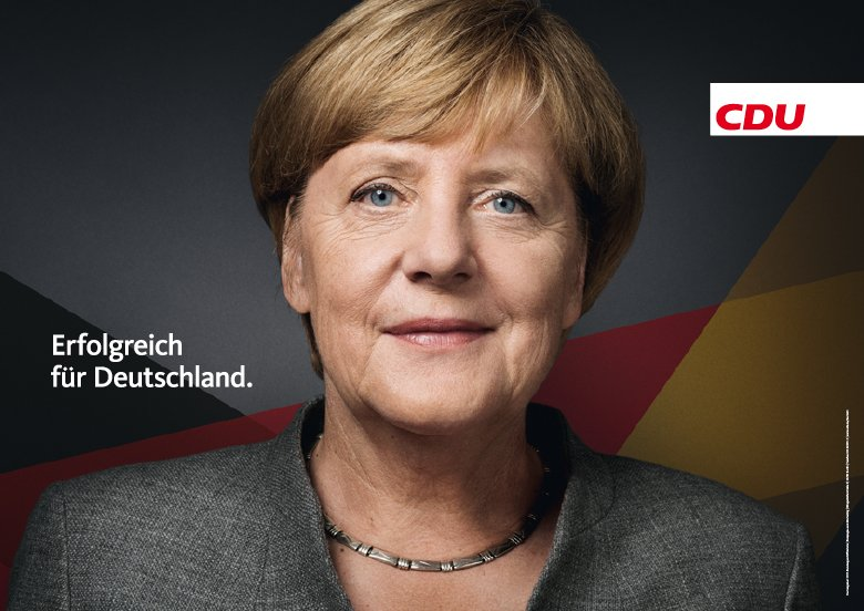 Angela Merkel: Erfolgreich für Deutschland