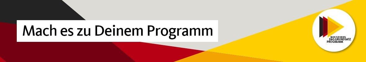 Header: Grundsatzprogramm