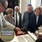 """Um ein Zeichen der Solidarität mit den jüdischen Mitbürgerinnen und Mitbürgern zu setzen, besuchte Julia Klöckner die Jüdische Kultusgemeinde der Rheinpfalz in Speyer. """"Ich unterstütze die Aktionswoche sehr gerne und aus tiefer Überzeugung. In ihrem Mittelpunkt steht die Vielfalt und der Wert aktiven jüdischen Lebens. Deshalb habe ich in Speyer - und zahlreiche meiner Kolleginnen und Kollegen im ganzen Land - jüdische Gemeinden besucht."""""""