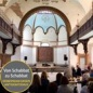 """Die Kultusministerin Karin Prien besuchte die Synagoge in Lübeck und feierte Schawout:  """"Unser Zusammenleben muss von Verständnis füreinander und Verantwortung geprägt sein. Nicht von Ressentiments und nicht von Vergessen."""""""
