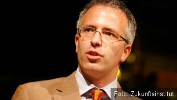 Dr. Daniel Dettling Zukunftsinstitut