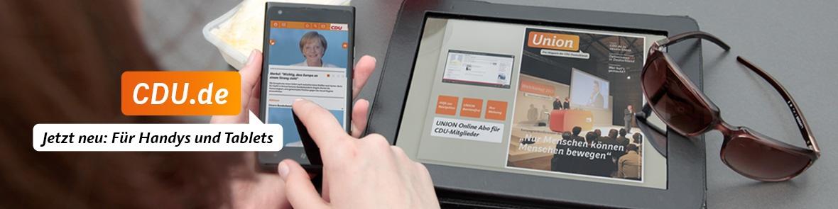 CDU mobil