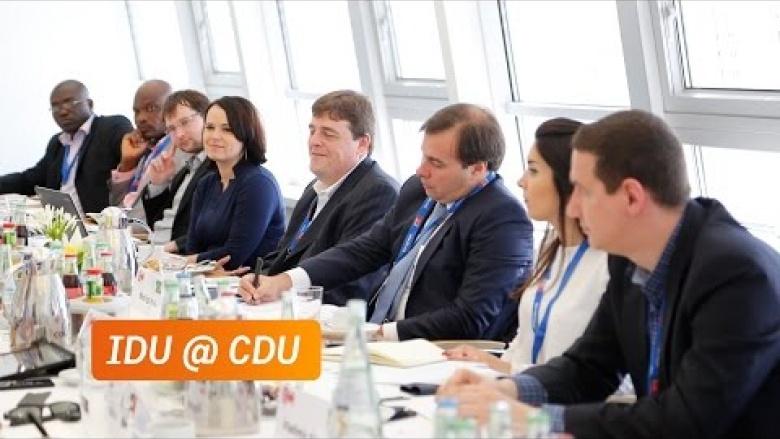 IDU @ CDU
