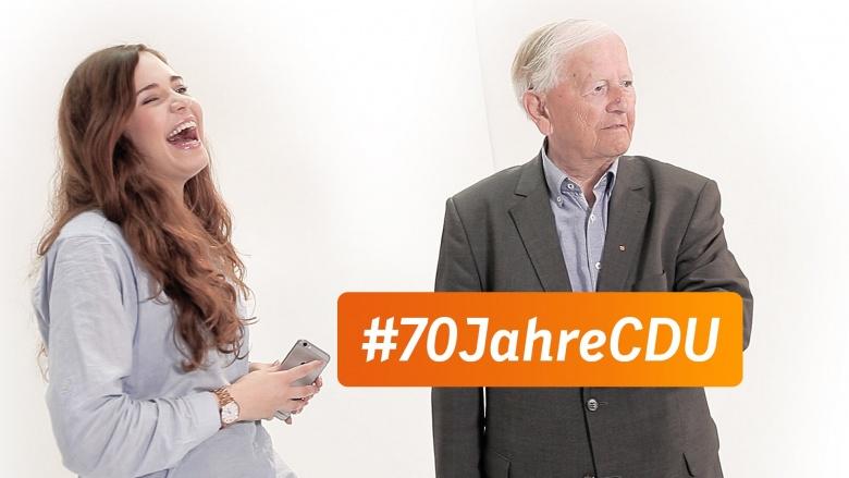 70 Jahre CDU - Der Trailer