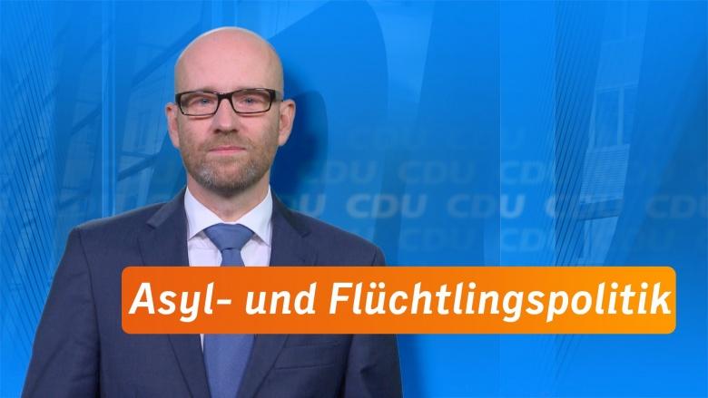 Informationen zur Asyl- und Flüchtlingspolitik