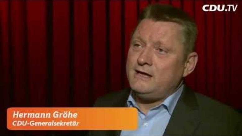 Eine ganz besondere Vorstellung: die neuen Plakate und der TV-Spot der CDU