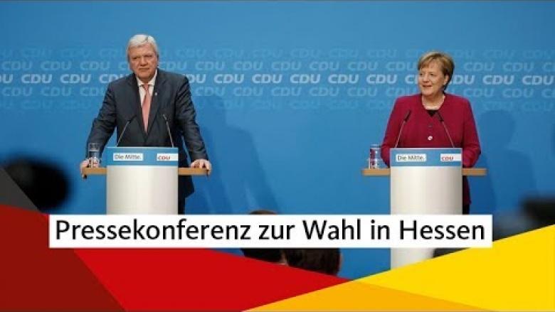 Angela Merkel Verzichtet Auf Erneute Kandidatur Für Cdu Vorsitz