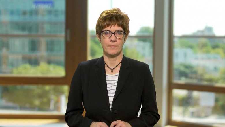 videostatement_annegret_kramp-karrenbauer