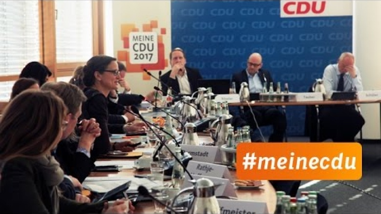 Meine CDU 2017: Breite Mitgliederbasis