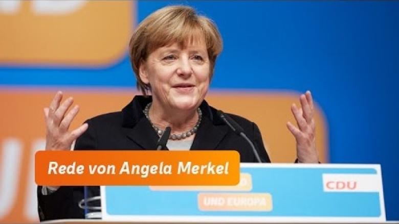 Rede Von Angela Merkel
