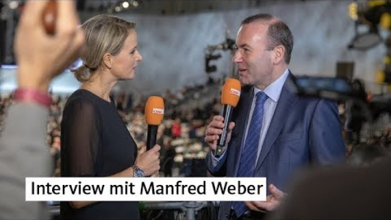 cdu.tv-interview_mit_manfred_weber