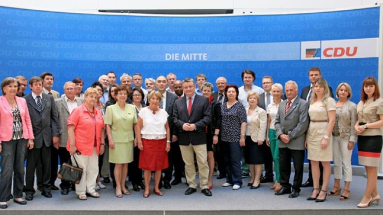 Konferenz der Aussiedlerbeauftragten der CDU Deutschlands