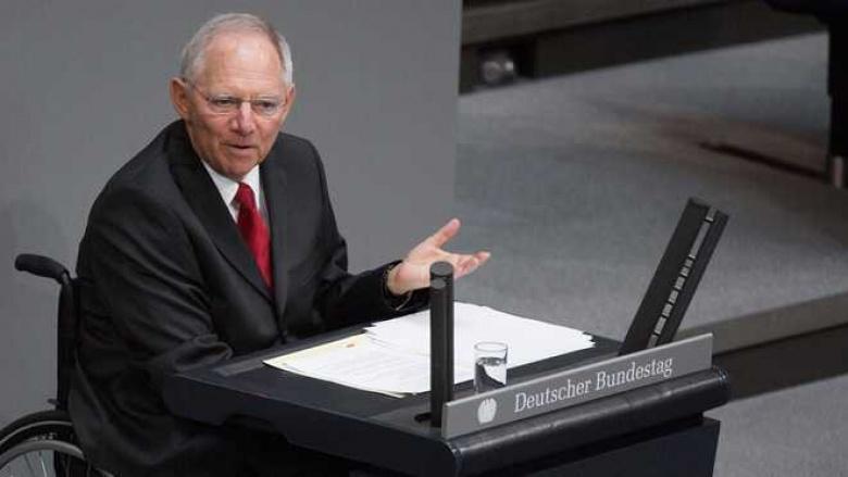 """Schäuble: """"Ab 2015 keine neuen Schulden"""""""