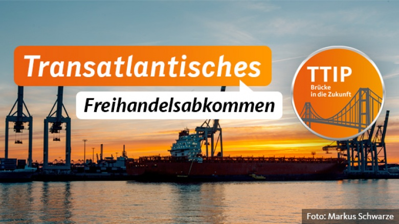 """Peter Tauber: """"TTIP ist gut für uns in Deutschland."""""""