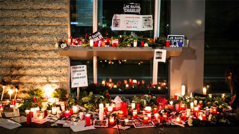 Anschlag auf Charlie Hebdo