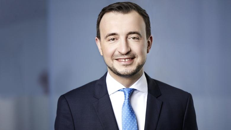 Pressefoto des CDU-Generalsekretärs Paul Ziemiak