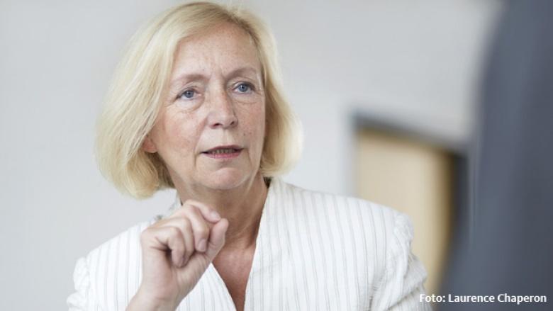 Bundesministerin Prof. Dr. Johanna Wanka