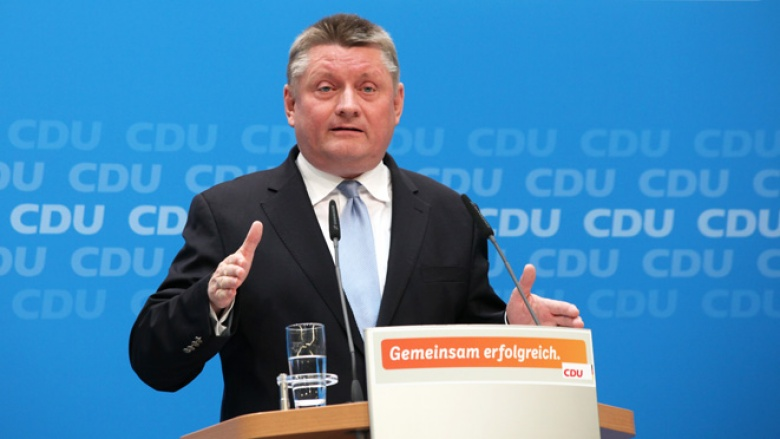 Pressekonferenz des CDU-Generalsekretärs Hermann Gröhe am 02.09.2013