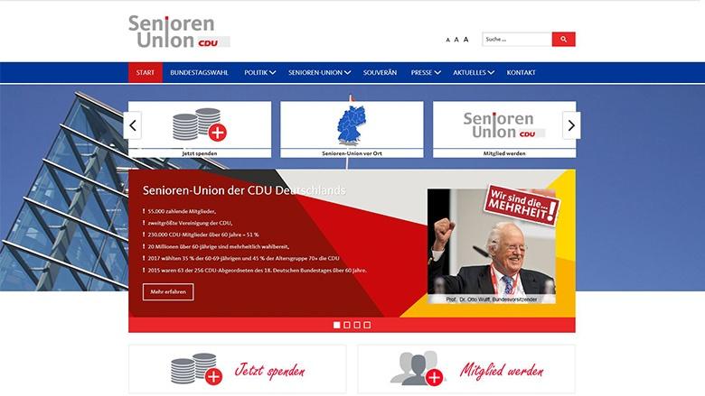 Senioren-Union der CDU Deutschlands