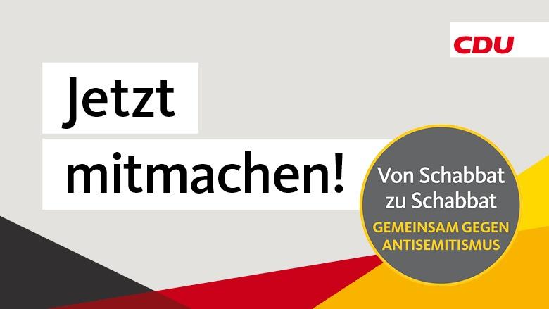 """Aktionswoche """"von Schabbat zu Schabbat"""" – jetzt mitmachen!"""