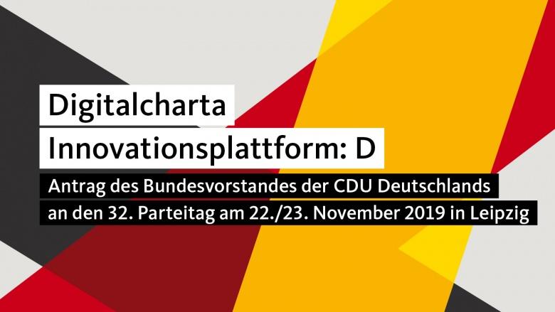 Digitalcharta Innovationsplattform: D