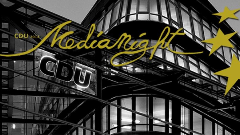 MediaNight 2012