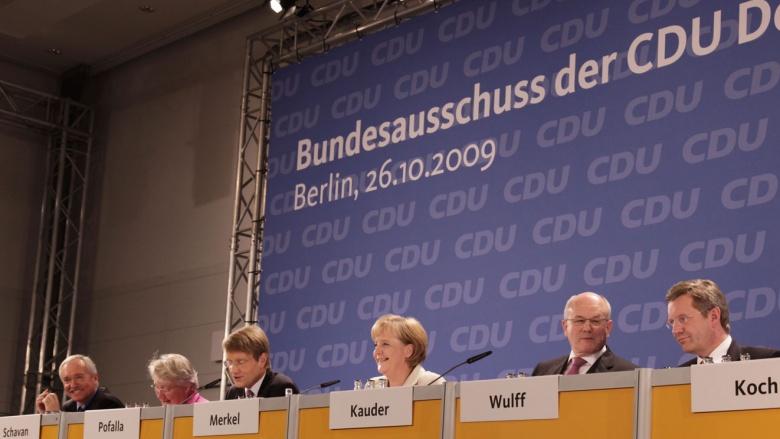 Bundesausschuss 2009