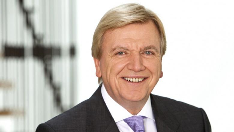 Foto: Hessens Ministerpräsident Volker Bouffier