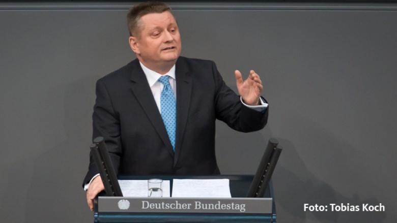 Hermann Gröhe im Bundestag