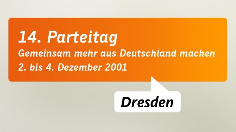 parteitag 2001