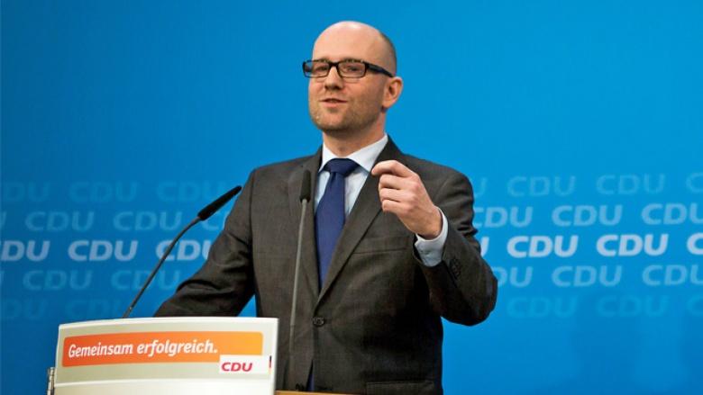 Peter Tauber (Foto: Tobias Koch)