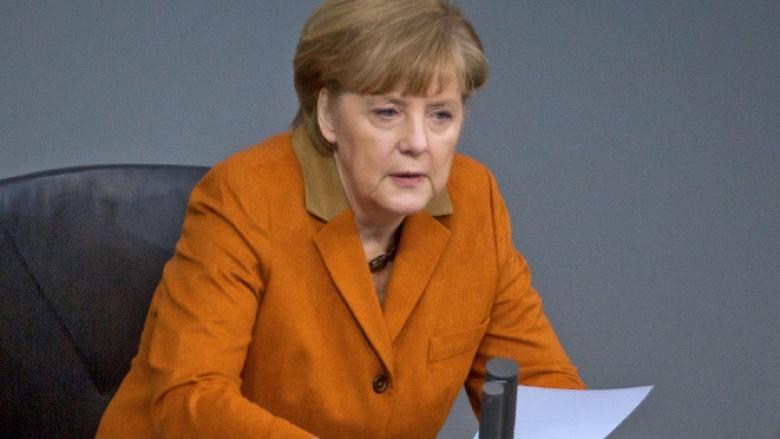 Bundeskanzlerin Angela Merkel (Foto: Tobias Koch)