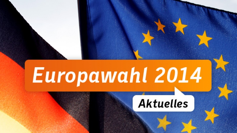 Europawahl 2014 - Aktuelle Informationen