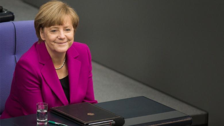 Angela Merkel vor G7-Gipfel