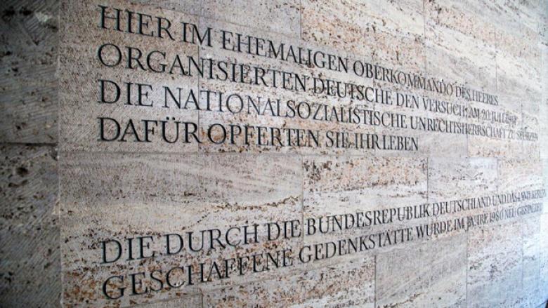 CDU gedenkt der Widerstandskämpfer vom 20. Juli 1944