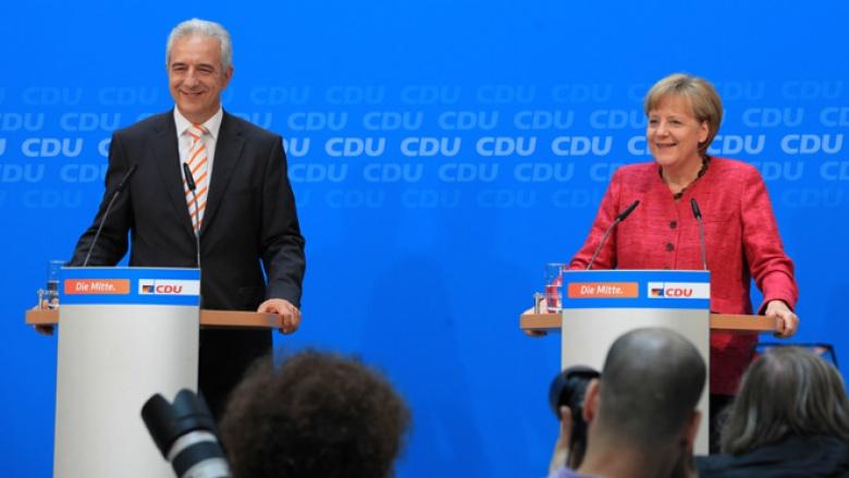 Angela Merkel, Tillich
