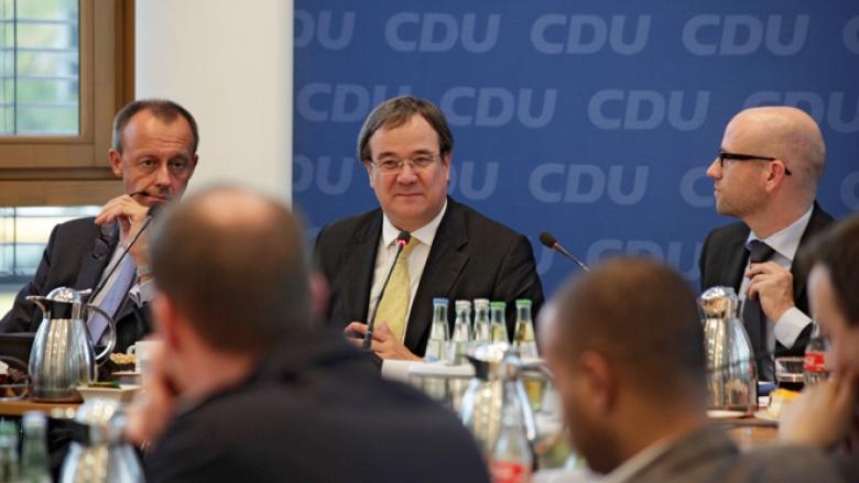 """Laschet-Kommission """"Zusammenhalt stärken - Zukunft der Bürgergesellschaft gestalten"""""""