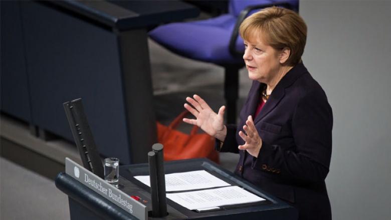 Merkel: Sanktionen weiterhin unvermeidlich