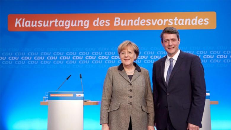 """CDU-Bundesvorstand verabschiedet """"Hamburger Erklärung"""""""