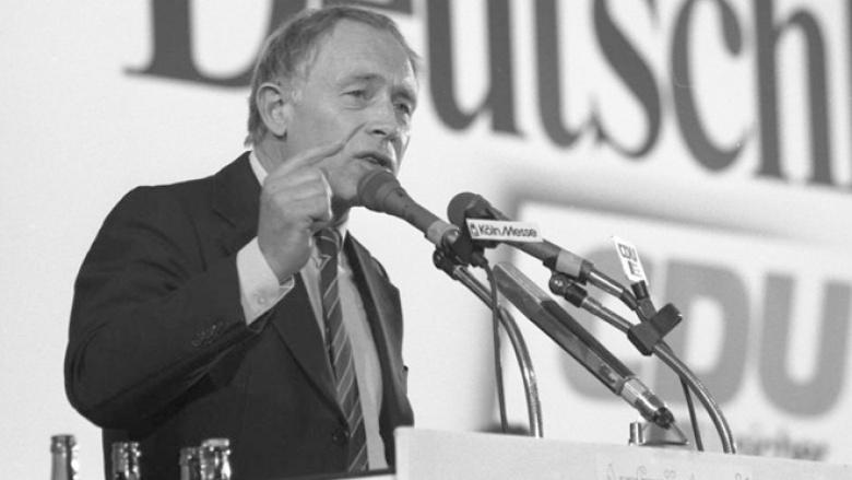 CDU gratuliert Heiner Geißler