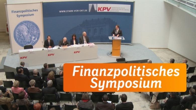 KPV würdigt Schäuble