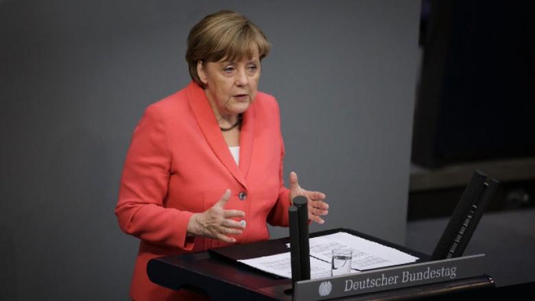 Merkel: Globale Herausforderungen annehmen